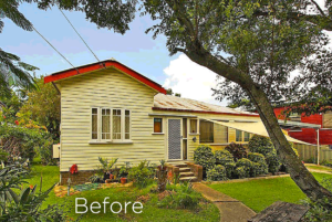 43 Alma Rd Clayfield prior to renovation